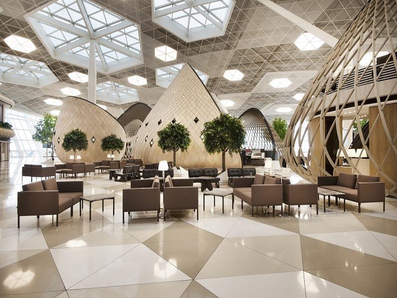 بهترین فرودگاه های دنیا از نظر زیبایی شناختی کدامند؟