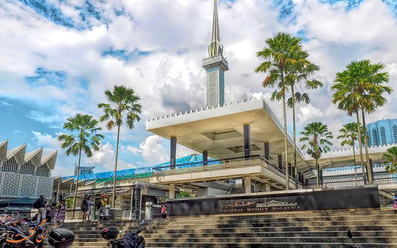 همه چیز درباره مسجد نگارا در کوالالامپور