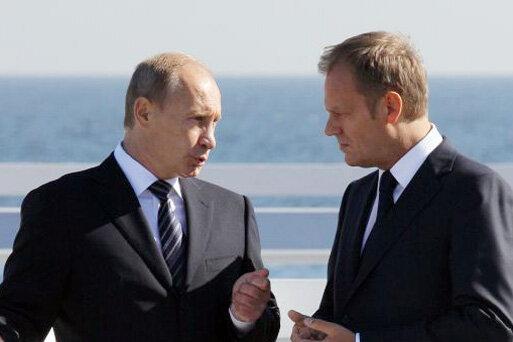 پوتین از لیبرالیسم انتقاد کرد ، رئیس شورای اروپا به دفاع برخاست