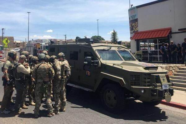 تیراندازی در اِل پاسو آمریکا، 42 تن کشته و زخمی شدند