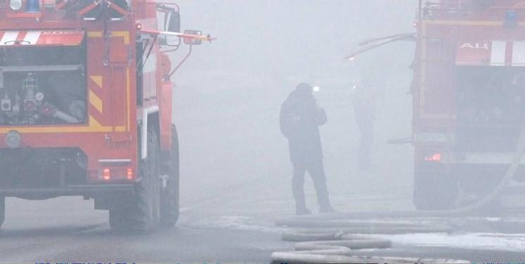 روسیه، در پی انفجار مرگبار، دریانوردی در بخشی از دریای سفید را تعلیق کرد