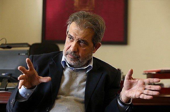 حمیدرضا آصفی: شیرینی دادن به ایران دیگر جواب نمی دهد!