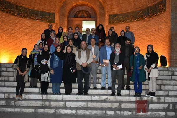 نشست تخصصی موزه و نابینایان با عنوان لمس تاریخ در موزه ملی ایران برگزار گشت