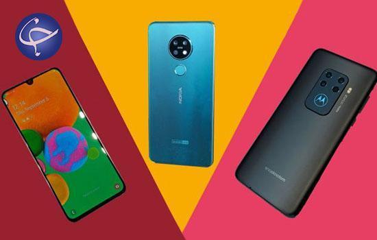 معرفی 5 تلفن هوشمند برتر رونمایی شده در نمایشگاه ایفا 2019