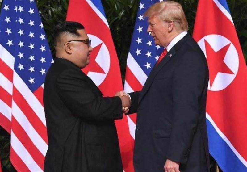 تلویزیون کره شمالی: کیم جونگ اون قهرمان دیدار سنگاپور بود