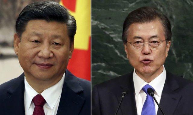 توافق کره جنوبی و چین برای احیای روابط