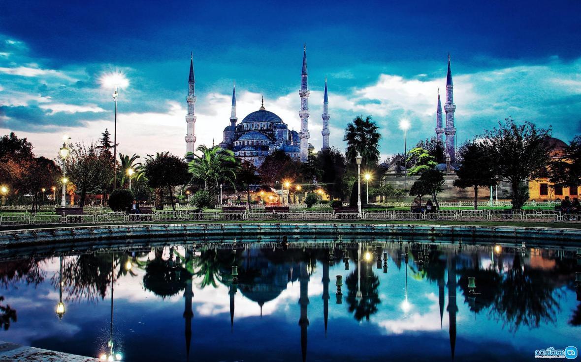 آشنایی با جاذبه های گردشگری استانبول ترکیه