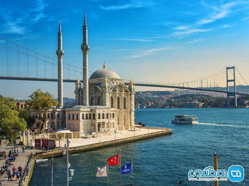 چقدر با شهر زیبای استانبول آشنا هستید؟