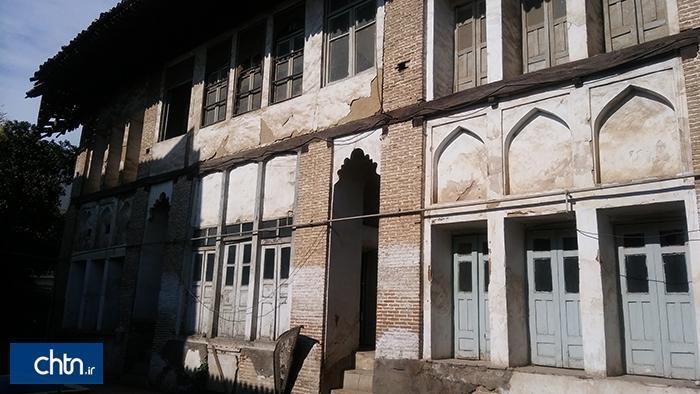 مرمت اضطراری خانه تاریخی قوانلو گرگان