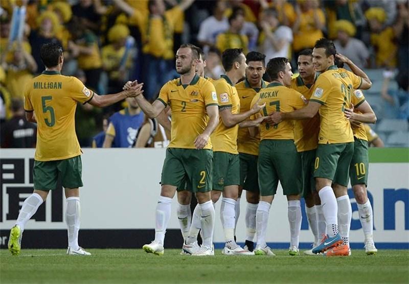 استرالیا، چین را برد و راهی نیمه نهایی شد