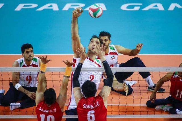 جدول مدالی بازیهای پاراآسیایی 2018، ایران 35 شد