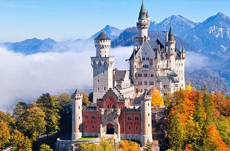 سفری به سرزمین صنعت و معماری؛ آلمان
