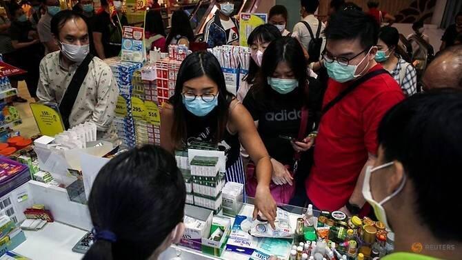 شمار موارد عفونت با کوروناویروس جدید به 9800 مورد رسید ، سرایت محلی ویروس در تایلند گزارش شد