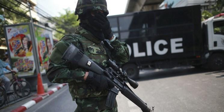 تیراندازی در پایتخت تایلند دو کشته و زخمی برجای گذاشت