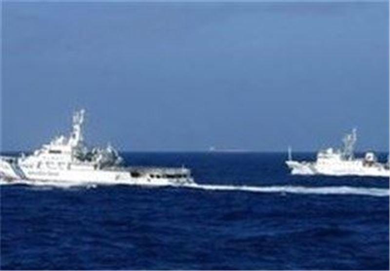 ژاپن کاپیتان یک کشتی چینی را دستگیر کرد