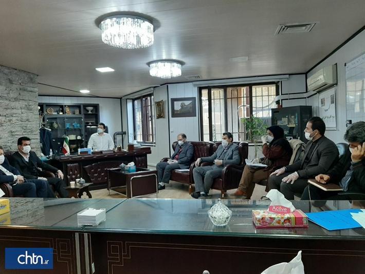 کرونا نباید پروژه های میراث فرهنگی کرمانشاه را متوقف کند