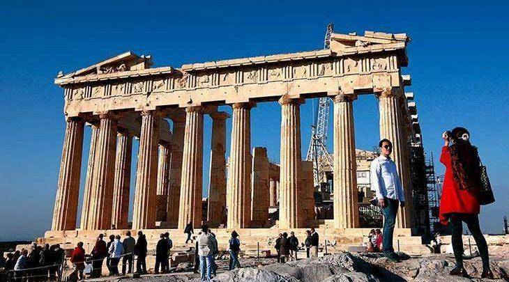 بازگشایی مرزهای یونان به روی گردشگران خارجی
