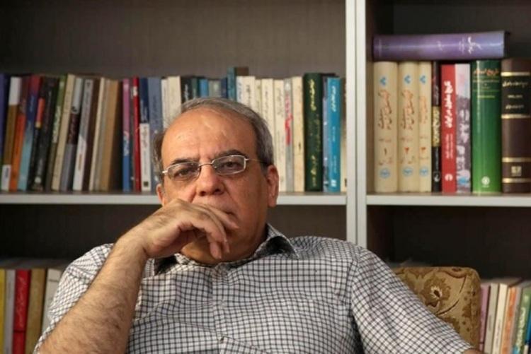 عباس عبدی: من سینا کمالخانی هستم!