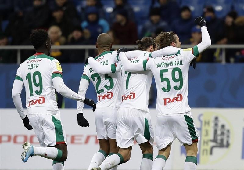 تائید دو مورد ابتلای به ویروس کرونا در باشگاه لوکوموتیو مسکو