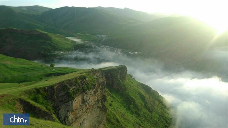 روستای آلیله اردبیل، تلفیق تاریخ و طبیعت برای نمایش زیبایی ها