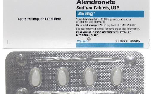 آلندرونات؛ موارد مصرف، عوارض جانبی