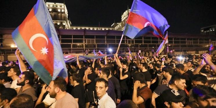 درگیری شهروندان آذربایجانی و ارمنستانی در مسکو
