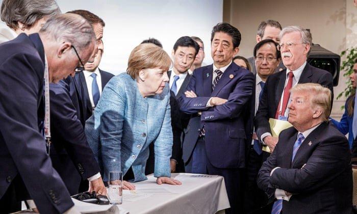 نشست جی7 با حضور سران 11 اقتصاد برتر دنیا برگزار می گردد