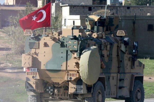 انفجار در ادلب سوریه، چند نظامی ترکیه زخمی شدند