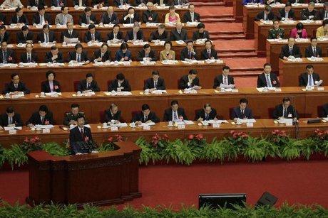 تصویب قطعنامه لایحه امنیتی هنگ کنگ در مجلس چین