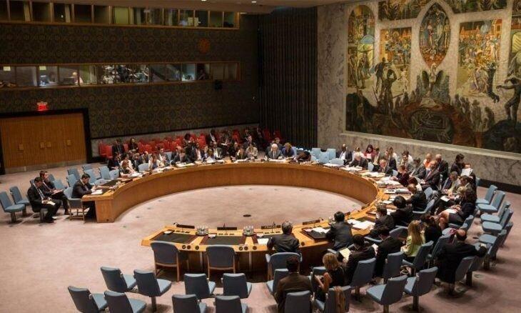 آمریکا پیش نویس قطعنامه تمدید تحریم تسلیحاتی ایران را به روسیه تحویل داد