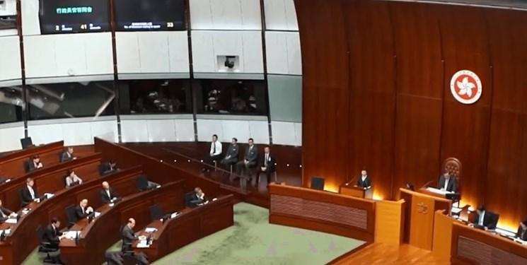 لایحه مجازات برای توهین به سرود ملی چین در هنگ کنگ تصویب شد