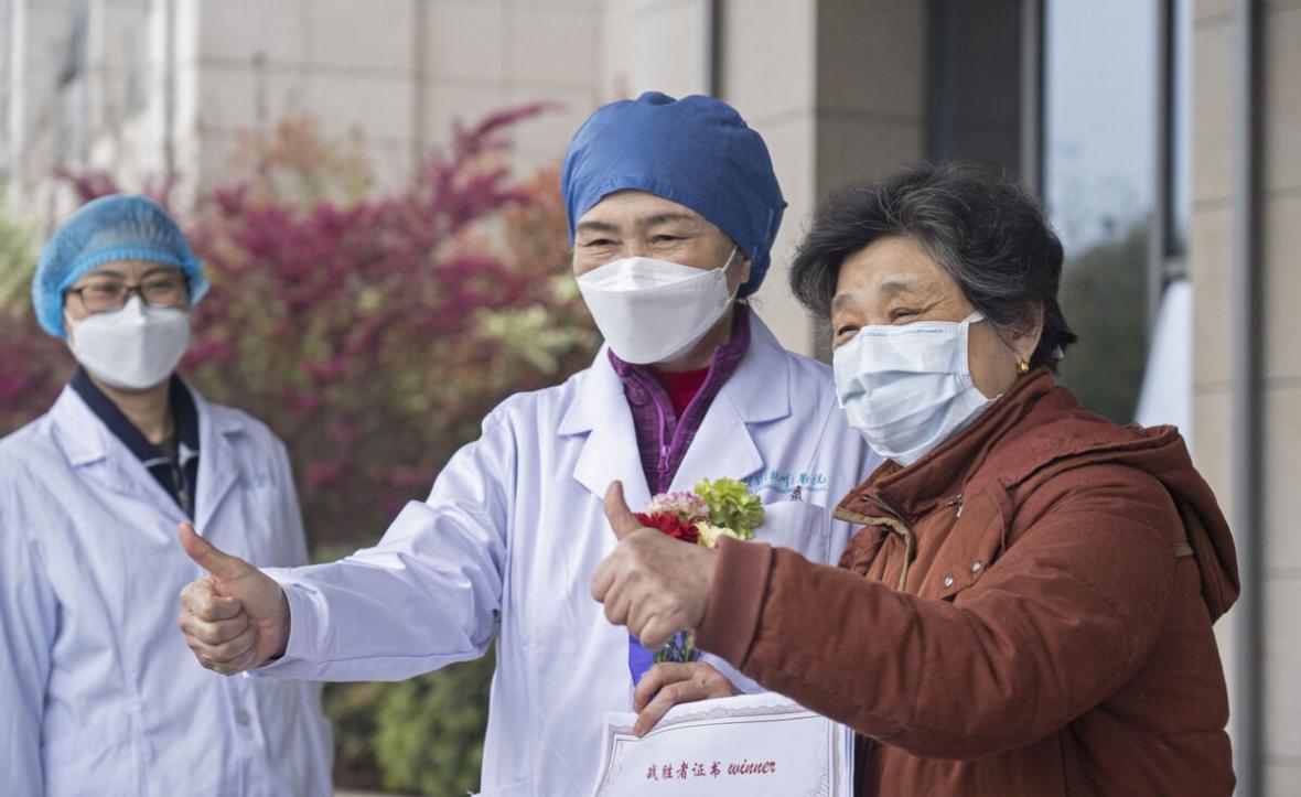 تعداد مبتلایان به کرونا در چین صفر شد