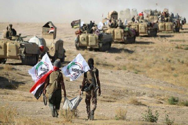 حشد شعبی یورش داعش به استان صلاح الدین عراق را ناکام گذاشت