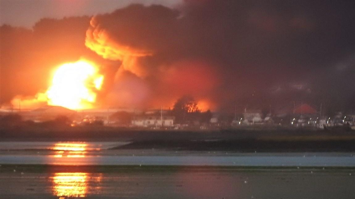 وقوع انفجار در پایتخت گرجستان