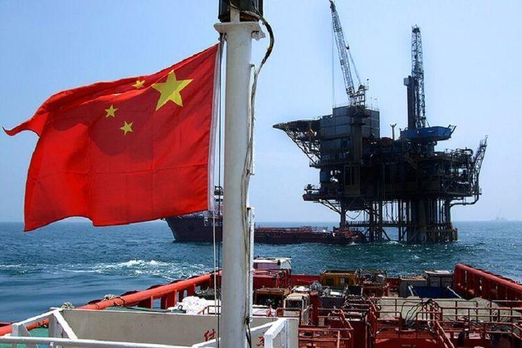 کاهش 90 درصدی واردات نفت چین از ایران