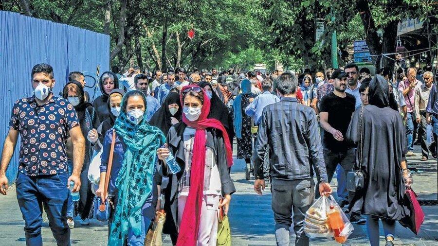 شرایط کرونا در ایران ، 15 استان در شرایط قرمز ، 11 استان به مرحله هشدار رسیدند