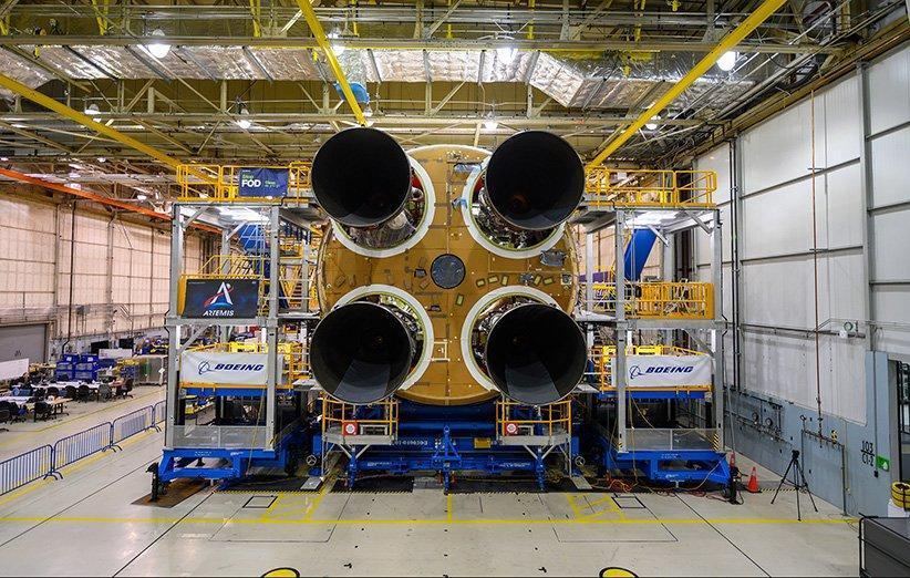سامانه پرتاب فضایی آمریکا با کمبود بودجه روبرو شده است