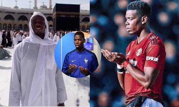 اعتراض پوگبا به اظهارات ماکرون، خداحافظی از تیم ملی فرانسه