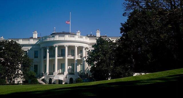 34 کارمند کاخ سفید کرونایی شدند