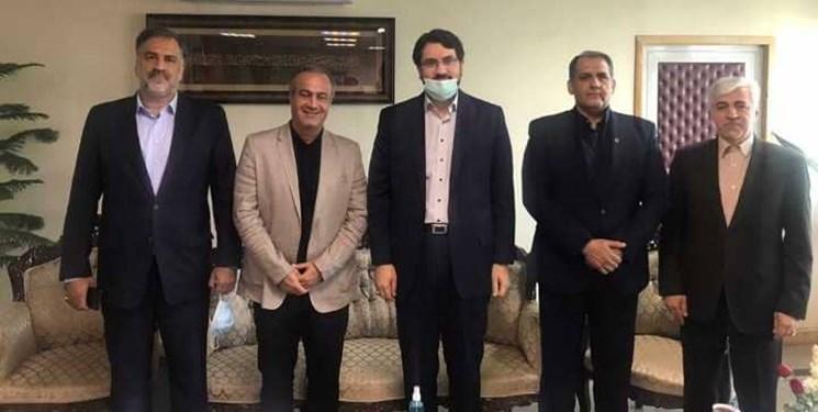 ملاقات مدیران استقلال و پرسپولیس با رئیس دیوان محاسبات، حساب مسدود شده پرسپولیس باز شد