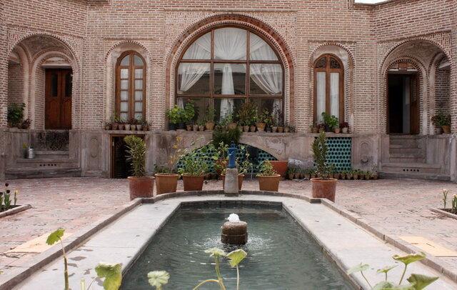 واگذاری خانه تاریخی یزدی ها در قزوین به سرمایه گذار بخش خصوصی