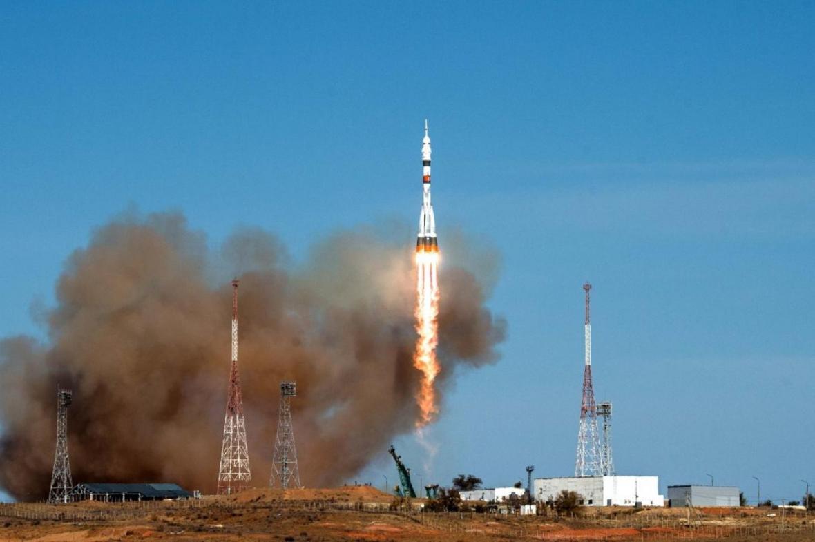 رکورد شکنی کوتاه ترین زمان سفر به ایستگاه فضایی