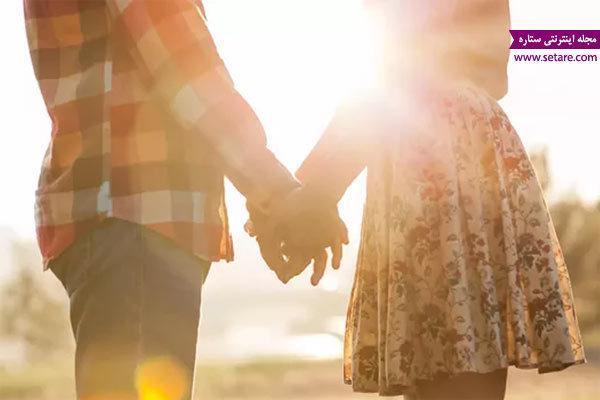 قانون بیستم روابط پیروز - عبور از چهار مرحله تعهد و وفاداری