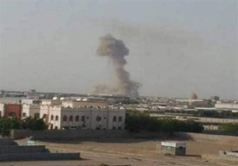 حمله جنگنده های سعودی آمریکایی به مناطق مسکونی در یمن