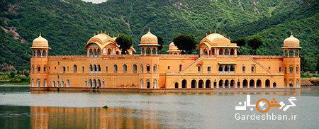 کاخ شناور جال محل، بنایی عجیب در زیر آب