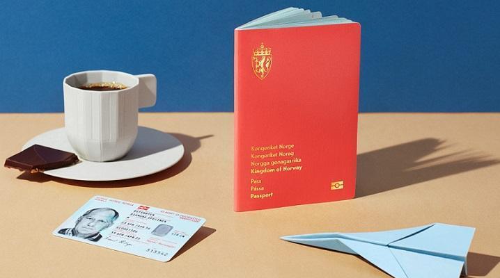 گذرنامه بازطراحی شده نروژ لقب جالب ترین گذرنامه دنیا را گرفت