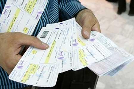 حداکثر قیمت پروازهای داخلی اعلام شد