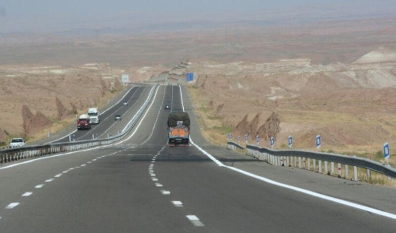 خبرنگاران تردد در جاده های خراسان شمالی 38 درصد کاهش یافت