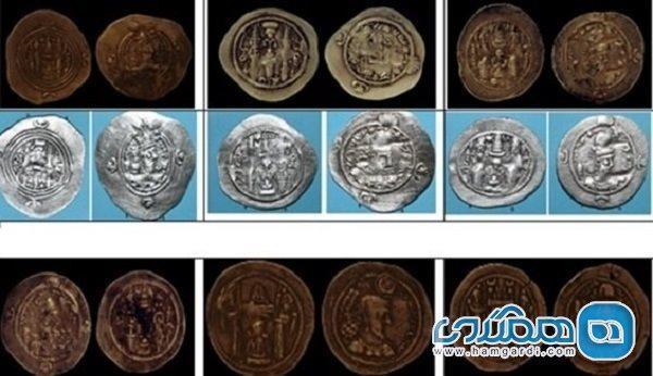 45 سکه نقره ساسانی در آزمایشگاه قلعه فلک الافلاک بازسازی می شوند