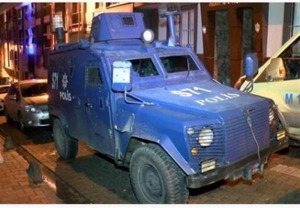 عملیات پلیس استانبول علیه عناصر داعش